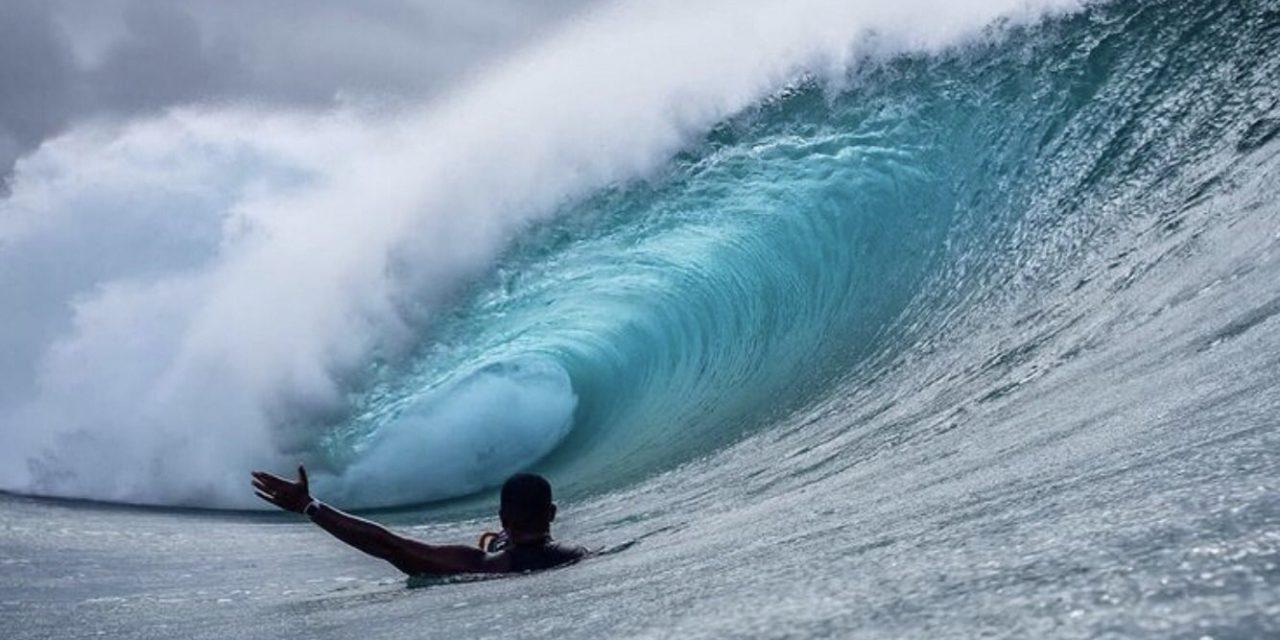 """<span class=""""entry-title-primary"""">Semana de mar gigante no Rio de Janeiro</span> <span class=""""entry-subtitle"""">Mar """"gigante"""" com ondas enormes fez a alegria dos surfistas no Rio de Janeiro nesta semana com o swell do ciclone subtropical Potira que atuava no Oceano Atlântico.</span>"""