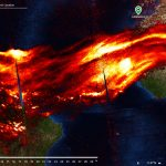 """<span class=""""entry-title-primary""""><span style='color:#ff0000;font-size:14px;'>ALERTA NO CARIBE</span><br> Gases do vulcão atingem América do Sul e África</span> <span class=""""entry-subtitle"""">Dióxido de enxofre liberado pela grande erupção na ilha de Saint Vincent cobre extensas áreas do Norte do Brasil, revelam imagens de satélite europeu</span>"""