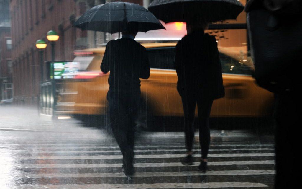 """<span class=""""entry-title-primary"""">Nova York sob tempestade</span> <h2 class=""""entry-subtitle"""">Granizo caiu em partes de Manhattan e outros pontos da cidade de Nova York e da  área de tri-state </h2>"""