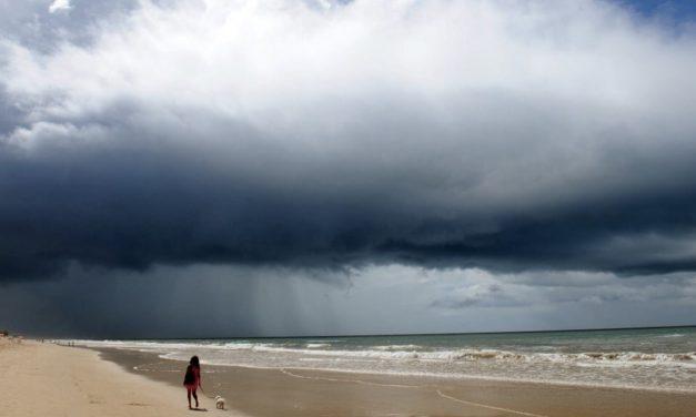 Nordeste – Mais chuva no Ceará e no Maranhão