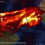 """<span class=""""entry-title-primary""""><span style='color:#ff0000;font-size:14px;'>ALERTA NO CARIBE </span><br> Gases do vulcão se espalham no Norte do Brasil e chegam à África</span> <span class=""""entry-subtitle"""">Satélite registra presença de dióxido de enxofre resultante da erupção do vulcão La Soufrière em estados do Norte do Brasil </span>"""