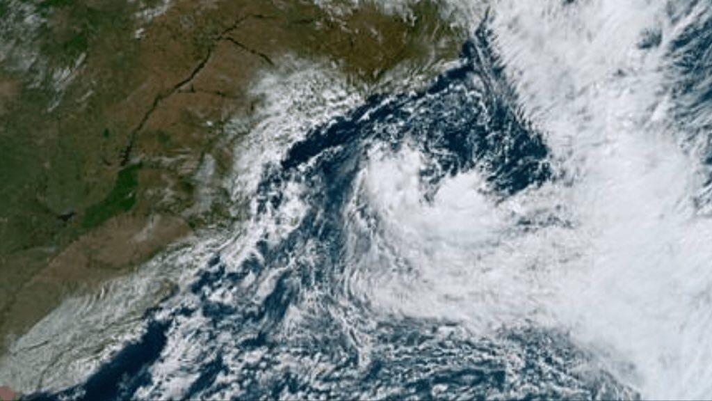 """<span class=""""entry-title-primary"""">Tempestade subtropical Potira se forma na costa do Sudeste</span> <h2 class=""""entry-subtitle"""">Ciclone atípico é o primeiro a ser nomeado no Atlântico Sul em 2021</h2>"""