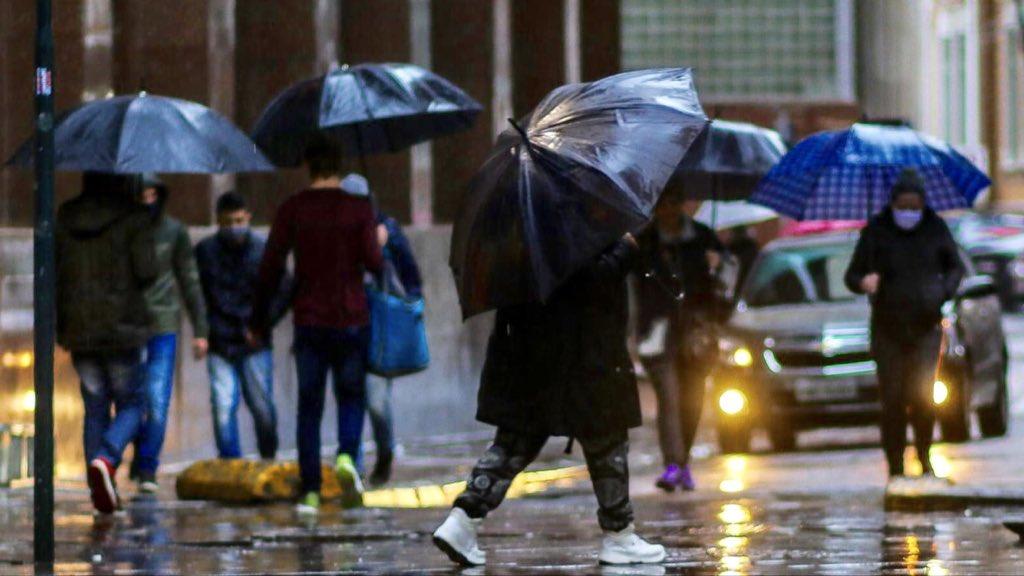 """<span class=""""entry-title-primary"""">Previsão do tempo – Tendência de chuva para sete dias</span> <span class=""""entry-subtitle"""">Frente fria deve trazer chuva para o Sul, Centro-Oeste e o Sudeste do Brasil entre o fim de semana e o começo da próxima semana </span>"""