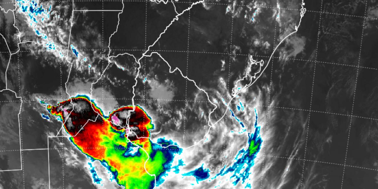 """<span class=""""entry-title-primary"""">Temporais e chuva do Uruguai e Argentina chegarão ao Rio Grande do Sul</span> <span class=""""entry-subtitle"""">Grande parte do território gaúcho não terá maiores consequências, mas Extremo Sul do Estado pode ter chuva muito volumosa e tempestades </span>"""