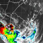 """<span class=""""entry-title-primary""""><span style='color:#ff0000;font-size:14px;'>TEMPO SEVERO </span><br> Temporais e chuva do Uruguai e Argentina chegarão ao Rio Grande do Sul</span> <span class=""""entry-subtitle"""">Grande parte do território gaúcho não terá maiores consequências, mas Extremo Sul do Estado pode ter chuva muito volumosa e tempestades </span>"""