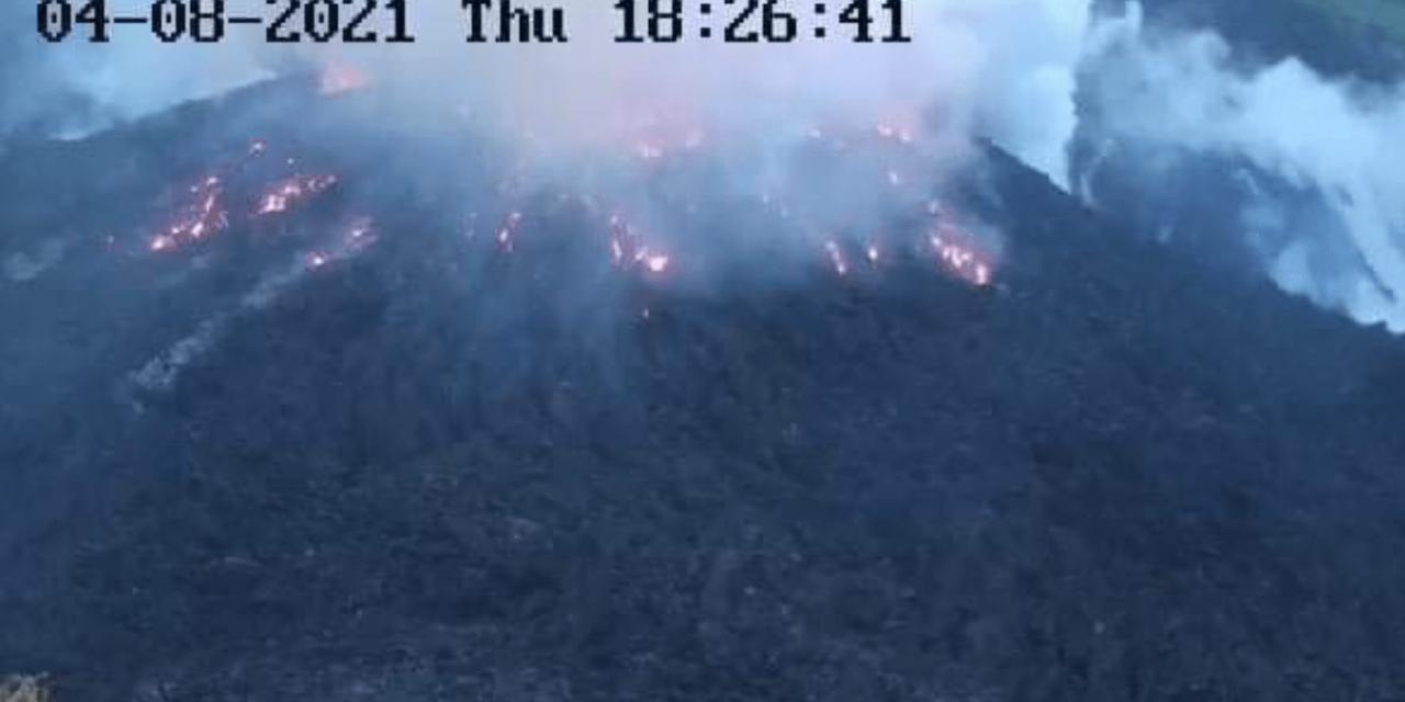 """<span class=""""entry-title-primary"""">Alerta por grande erupção do vulcão caribenho La Soufrière</span> <span class=""""entry-subtitle"""">Última grande erupção do La Soufrière foi em 1979</span>"""