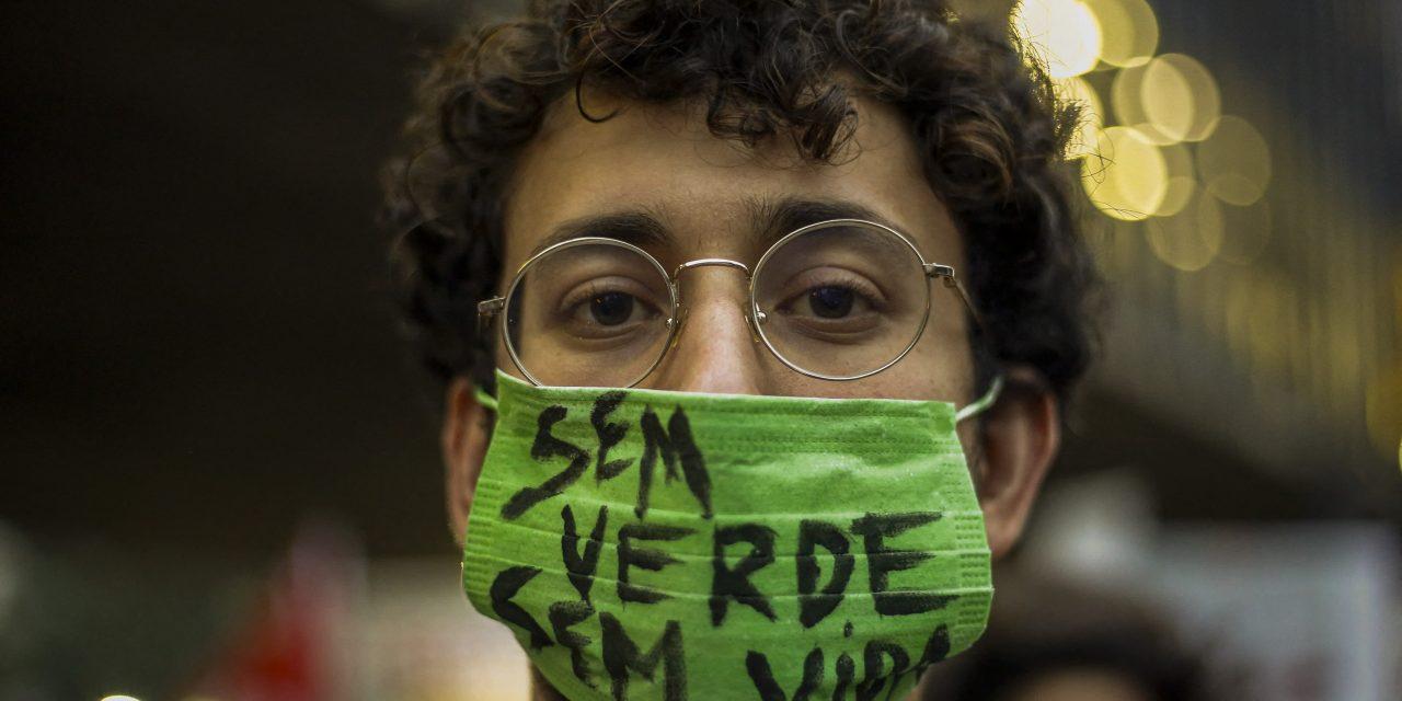 """<span class=""""entry-title-primary"""">Brasil e mudanças climáticas – O que pensam os brasileiros?</span> <h2 class=""""entry-subtitle"""">Pesquisa da universidade norte-americana de Yale em parceria com o Facebook mostra que o brasileiro está entre os povos do mundo com maior consciência da gravidade da crise climática e seus riscos</h2>"""