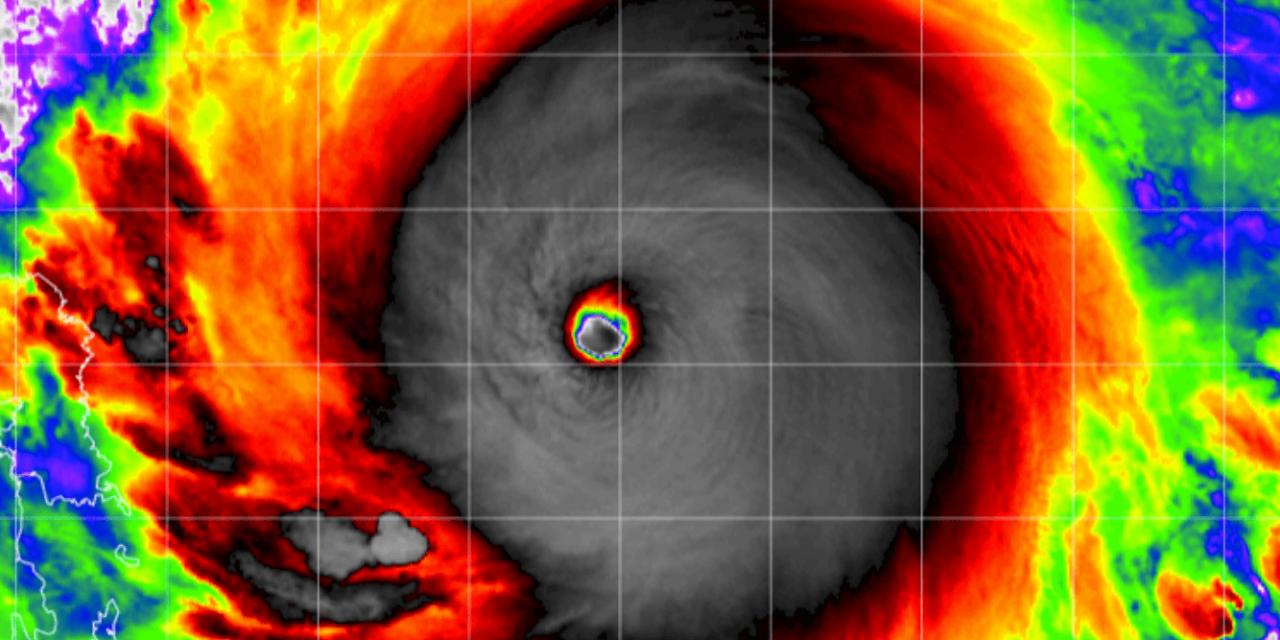 """<span class=""""entry-title-primary"""">Surigae é um ciclone monstro e diferente de qualquer outro</span> <h2 class=""""entry-subtitle"""">Jamais uma tempestade tão intensa, com vento de quase 400 km/h, foi observada tão cedo no ano no planeta </h2>"""
