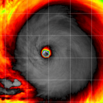 Surigae é um ciclone monstro e diferente de qualquer outro