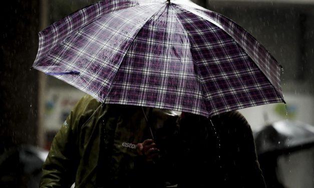 Chuva, ciclone, vento e frio a caminho