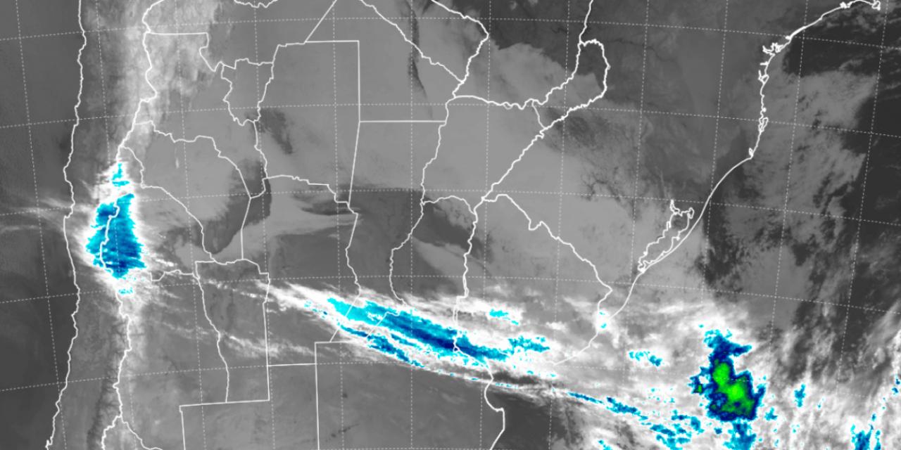"""<span class=""""entry-title-primary"""">Previsão do tempo – Frente fria começa a mudar o tempo</span> <h2 class=""""entry-subtitle"""">Chuva atinge inicialmente áreas do Oeste e do Sul do Rio Grande do Sul nesta segunda-feira </h2>"""