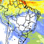 Previsão do tempo Brasil – Chuva 10 dias