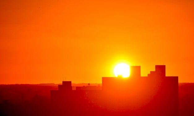 Previsão do tempo – Sol, frio e geada