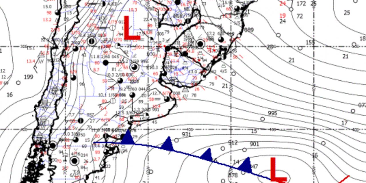 """<span class=""""entry-title-primary"""">Chuva forte foi favorecida por ar quente</span> <span class=""""entry-subtitle"""">Avanço de ar quente no Norte da Argentina gerou áreas de instabilidade no Rio Grande do Sul </span>"""