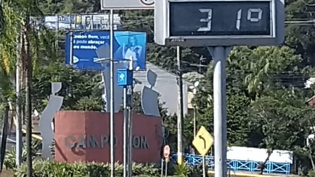 """<span class=""""entry-title-primary"""">Calor mais intenso em maio em 16 anos</span> <span class=""""entry-subtitle"""">Tarde de verão no Rio Grande do Sul nesta segunda-feira teve máximas de 33°C e 34°C na Grande Porto Alegre e nos vales </span>"""