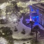 Neve em Córdoba depois de 14 anos