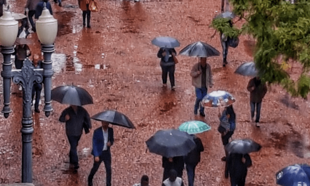 Maior episódio de chuva em meses no Sul do Brasil