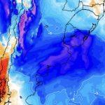 Frio de 15°C abaixo de zero na Argentina e vai esfriar mais