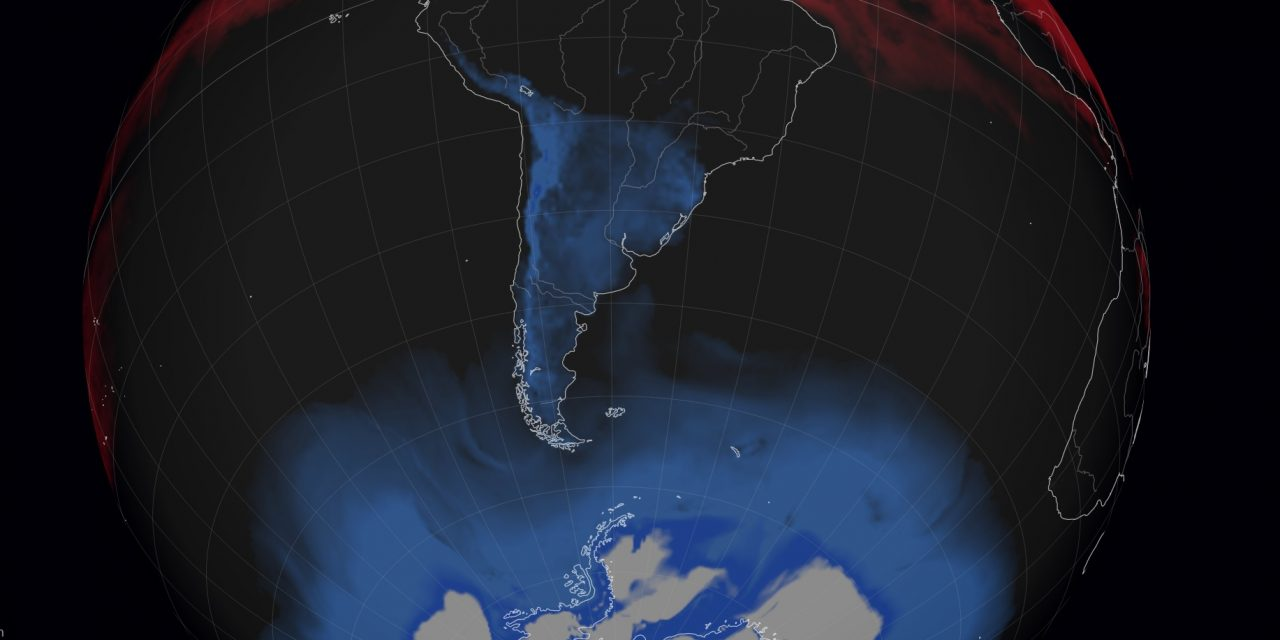 """<span class=""""entry-title-primary"""">Índice de Miséria mostra potência do frio na América do Sul</span> <span class=""""entry-subtitle"""">Ar polar influencia hoje na sensação térmica de frio em metade da América do Sul </span>"""