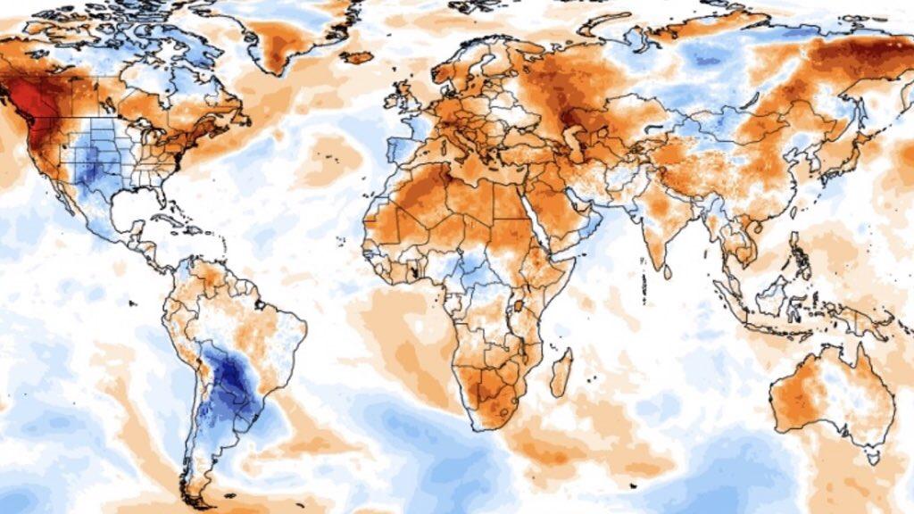"""<span class=""""entry-title-primary"""">Onda polar no Sul do Brasil tem maior anomalia de frio do mundo fora dos polos</span> <h2 class=""""entry-subtitle"""">Em nenhuma região do planeta fora da Antártida a temperatura estão tão abaixo da média hoje como o Cone Sul da América com a poderosa onda de frio </h2>"""