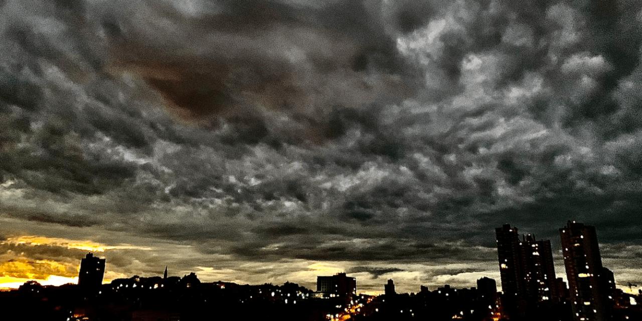 """<span class=""""entry-title-primary"""">Veja a previsão do tempo para esta terça-feira (8/6)</span> <h2 class=""""entry-subtitle"""">Quadro de instabilidade no Sul do Brasil com chuva e garoa em muitas cidades </h2>"""