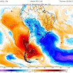 Poderosa massa de ar polar chega ao Brasil no fim do mês