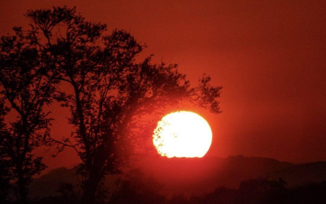 Semana congelante de até 8°C negativos termina com calor de 30°C Ar muito quente invade o Sul do Brasil agora no final da semana e vai trazer tardes muito quentes para julho principalmente no Rio Grande do Sul
