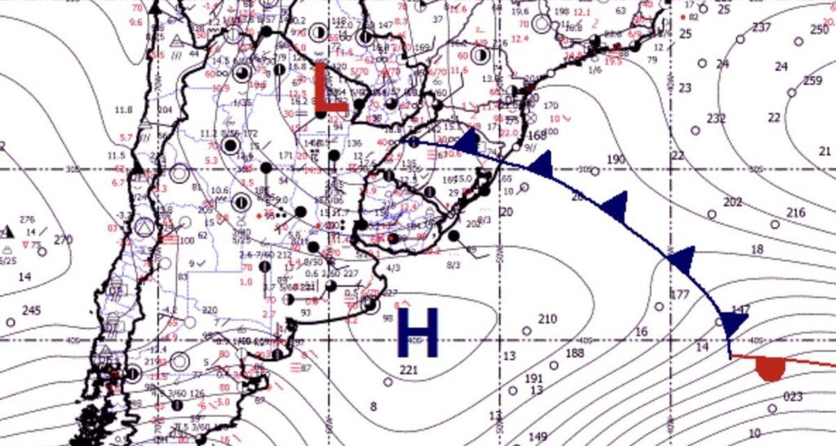 """<span class=""""entry-title-primary"""">Previsão do tempo – Frente fria traz chuva no Sul do Brasil</span> <span class=""""entry-subtitle"""">Instabilidade atinge mais o Rio Grande do Sul nesta quinta-feira e o Paraná na sexta-feira </span>"""