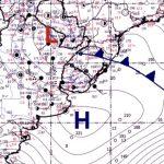 Previsão do tempo – Frente fria traz chuva no Sul do Brasil