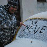 Qual a chance de nevar no Sul e no Centro do Rio Grande do Sul