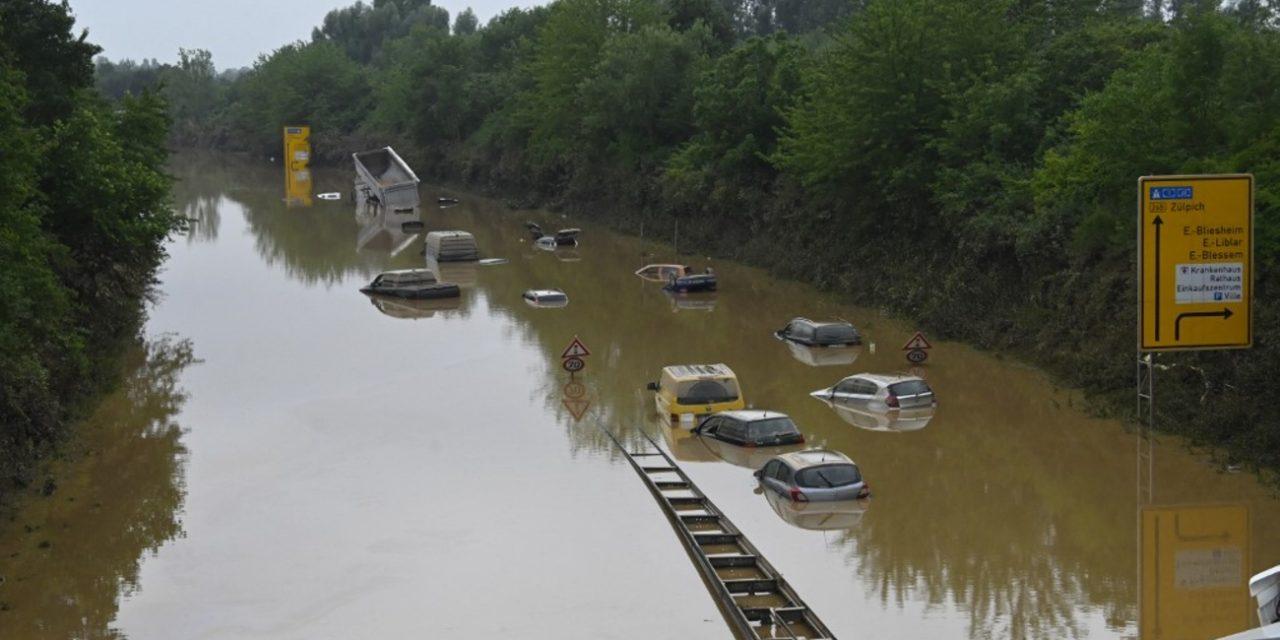 """<span class=""""entry-title-primary"""">O que causou o dilúvio na Europa</span> <span class=""""entry-subtitle"""">Volumes extraordinários de chuva trouxeram inundações com magnitude jamais vista na memória recente na Bélgica e Alemanha </span>"""