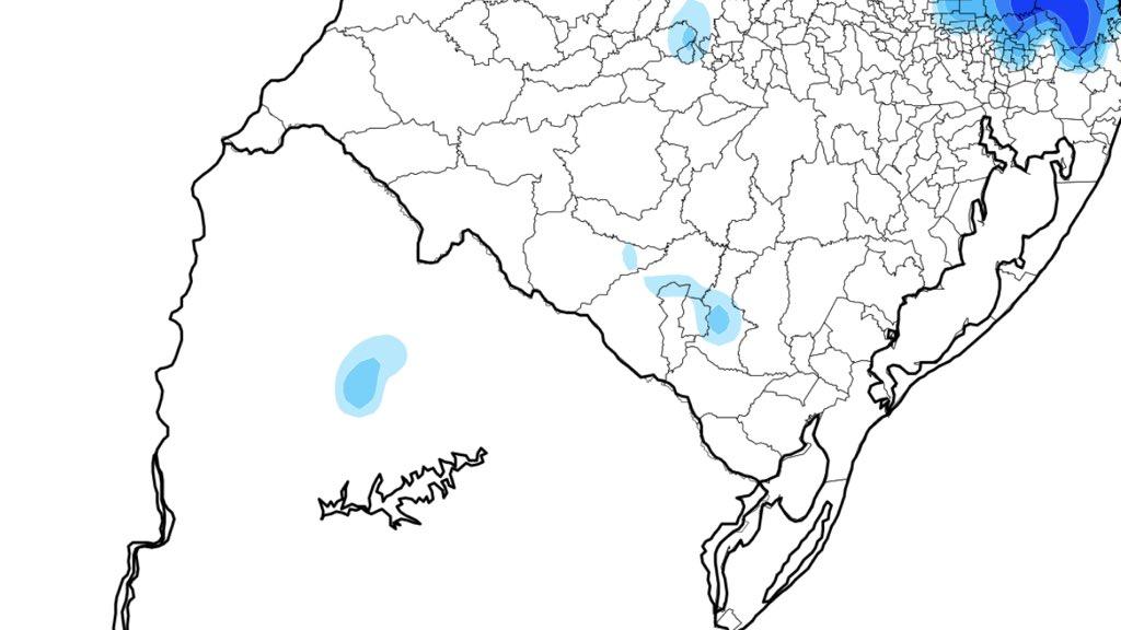 """<span class=""""entry-title-primary"""">Uruguai pode ter neve</span> <h2 class=""""entry-subtitle"""">Fenômeno é muito pouco comum no país vizinho pelo predomínio de áreas de baixa altitude e poucas elevações maiores</h2>"""