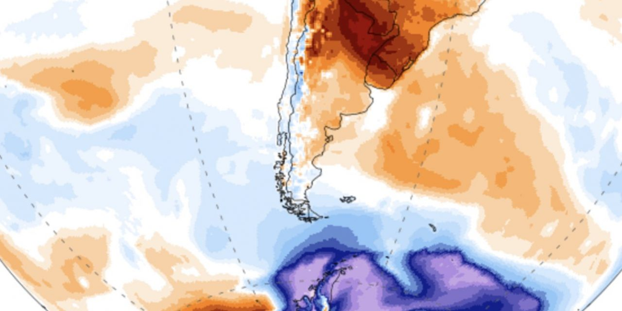 """<span class=""""entry-title-primary"""">Península Antártica tem o maior frio do ano</span> <h2 class=""""entry-subtitle"""">Várias bases polares na península antártica registram nesta semana frio extremo com as menores temperaturas do ano até agora </h2>"""