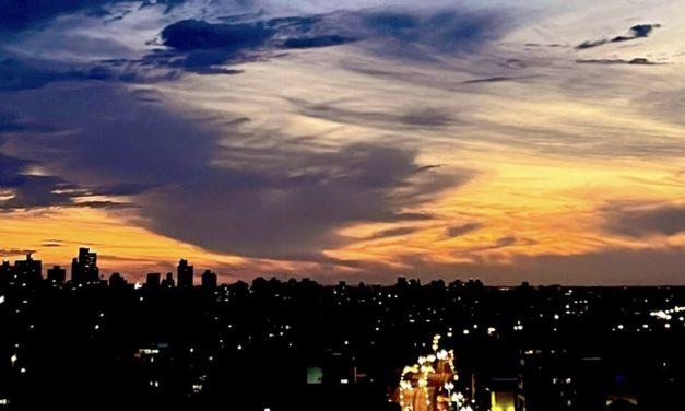 Previsão do tempo para amanhã – Sol, nuvens e agradável