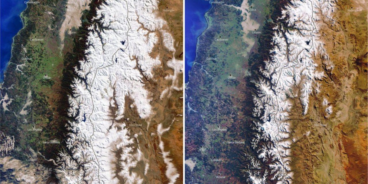 """<span class=""""entry-title-primary"""">Andes da Argentina têm menor cobertura de neve em até 50 anos</span> <h2 class=""""entry-subtitle"""">Enquanto cidades do Sul do Brasil se cobriam de branco com uma nevada histórica as pistas de esqui dos principais resorts da Argentina fechavam no auge do inverno por falta de neve</h2>"""