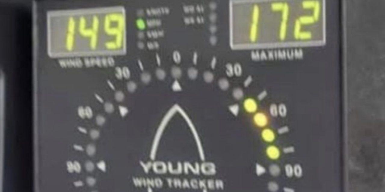 """<span class=""""entry-title-primary"""">Rara medição meteorológica indicou vento de 277 km/h</span> <h2 class=""""entry-subtitle"""">Medição do vento feita exatamente na localidade em que o furacão Ida tocou terra chamou a atenção dos meteorologistas norte-americanos</h2>"""