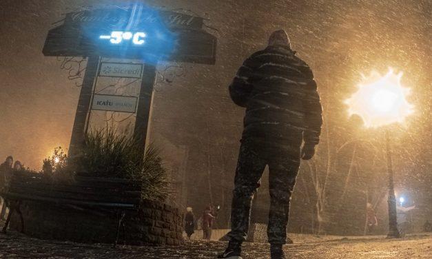 Inverno está longe do fim e risco de geada tardia é alto