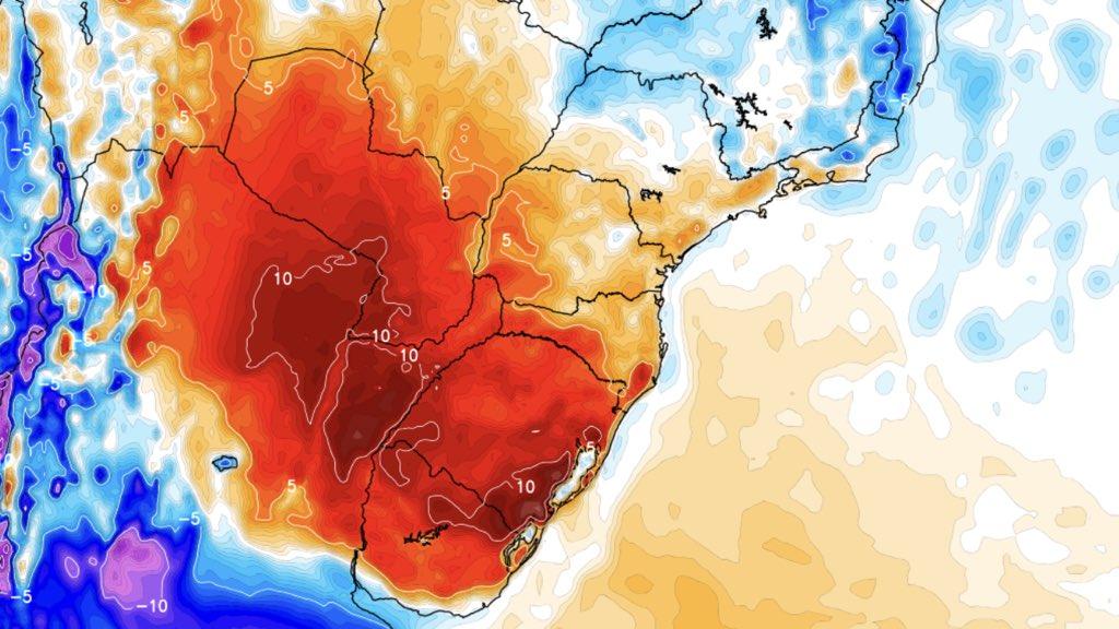 """<span class=""""entry-title-primary"""">Previsão do tempo para o fim de semana do Dia dos Pais</span> <h2 class=""""entry-subtitle"""">Massa de ar quente atua no Sul do Brasil com maior aquecimento no Rio Grande do Sul </h2>"""