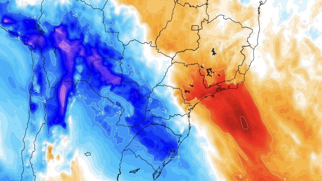 """<span class=""""entry-title-primary"""">O que esperar da nova massa de ar frio e da geada</span> <h2 class=""""entry-subtitle"""">Ar frio trará queda da temperatura no Sul e em parte do Centro-Oeste e do Sudeste do Brasil </h2>"""