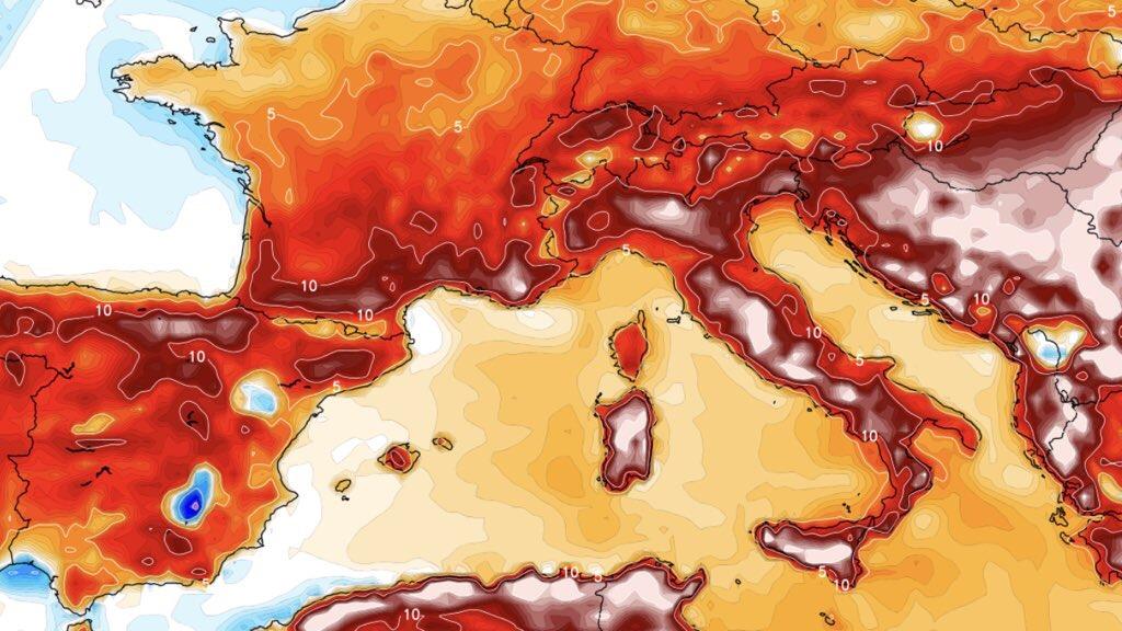 """<span class=""""entry-title-primary"""">Europa registra maior temperatura da sua história</span> <h2 class=""""entry-subtitle"""">Marca observada hoje na Itália supera recorde na Grécia de 1977 e precisará ser oficializado pela Organização Meteorológica Mundial</h2>"""