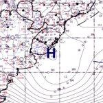 Previsão do tempo – Menos frio e nuvens baixas
