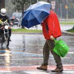 Chuva retorna ao Sul do Brasil com uma frente fria