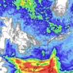 Previsão do tempo – Tendência de chuva para sete dias (24/9/2021)