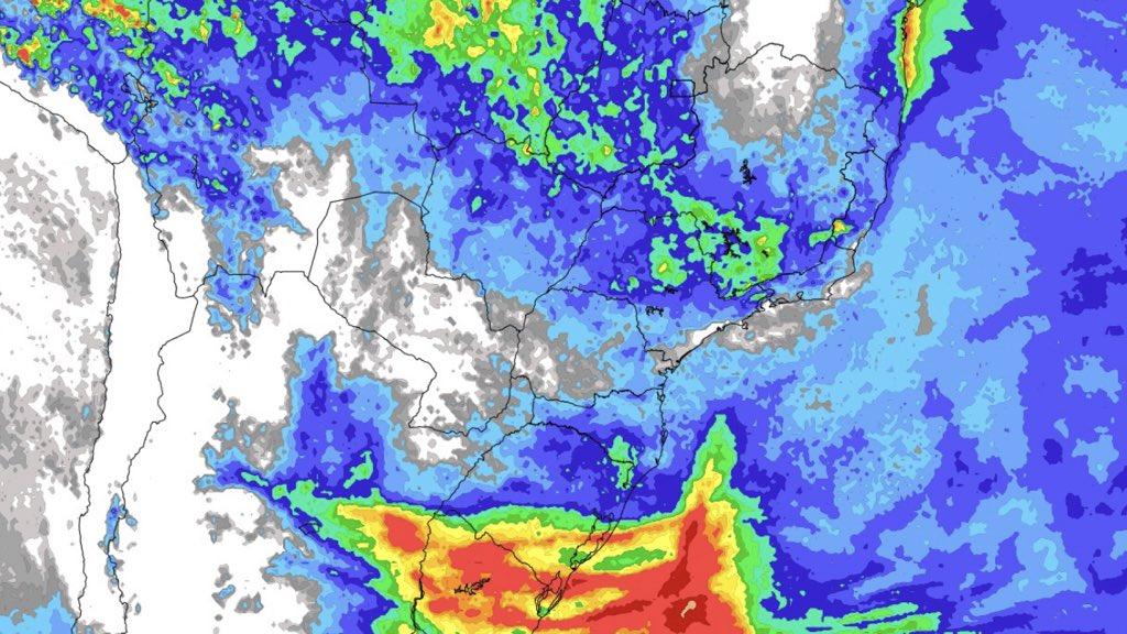 """<span class=""""entry-title-primary"""">Previsão do tempo – Tendência de chuva para sete dias (24/9/2021)</span> <h2 class=""""entry-subtitle"""">Chuva deve retornar após meses de tempo seco para várias cidades do Centro-Oeste e do Sudeste enquanto o Sul volta a ter chuva volumosa semana que vem</h2>"""