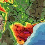 Previsão do tempo Brasil – Tendência de chuva para sete dias