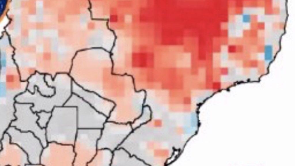 Novas projeções de chuva e temperatura agravam risco de apagão Prognósticos apresentados por meteorologistas do Cone Sul da América são muito ruins diante do cenário energético