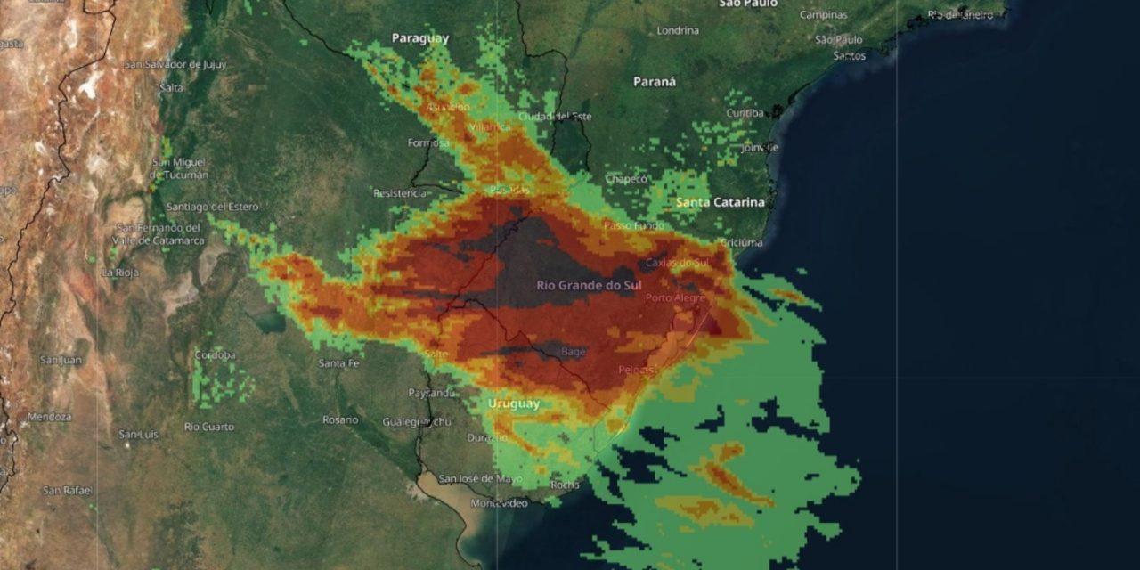 """<span class=""""entry-title-primary"""">**ALERTA** Sequência de dias de chuva e temporais no Sul do Brasil</span> <h2 class=""""entry-subtitle"""">Tempo começa a mudar já neste domingo até o fim do dia e instabilidade aumenta com chuva e temporais entre segunda e terça. </h2>"""