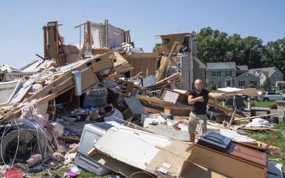 Ida será um dos desastres mais caros da história Prejuízos com a tempestade nos Estados Unidos serão de dezenas de bilhões de dólares pela estimativa do mercado de seguros