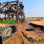 Rio Paraguai atinge menor nível da história em Assunção