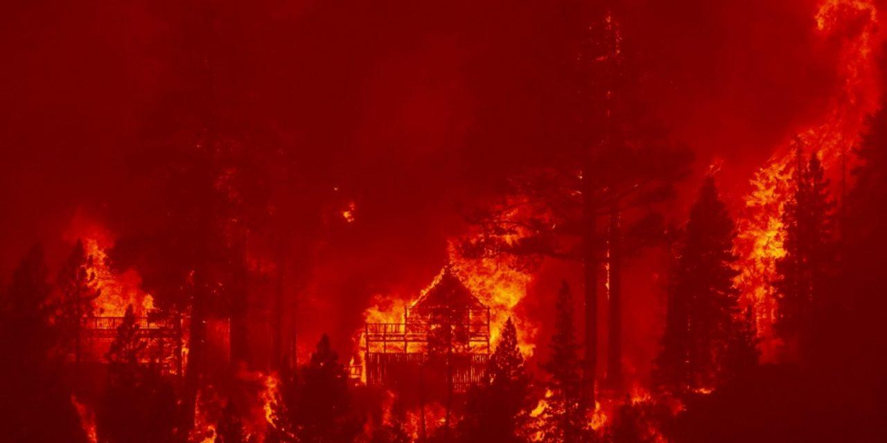 """<span class=""""entry-title-primary"""">Incêndios cada vez piores e mais longos na Califórnia</span> <h2 class=""""entry-subtitle"""">Imagens de sequoias de 2 a 3 mil anos sendo enroladas em alumínio para que não queimem chamaram a atenção do mundo nesta semana</h2>"""